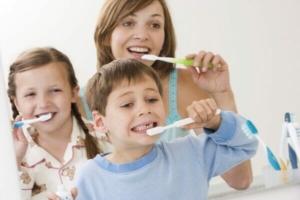 Péče o zuby, dentální hygiena Olomouc