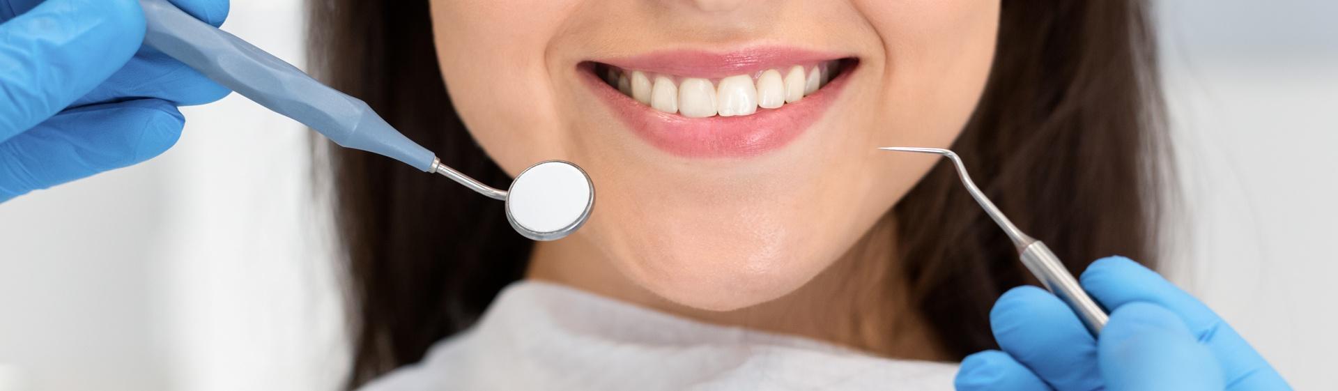 Kompletní stomatologická zubařská péče
